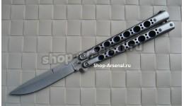 Нож балисонг бабочка Benchmade C425 Blue